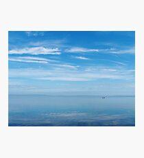 Lake Superior Morning Photographic Print