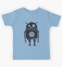 Big Robot 2.0 Kids Tee