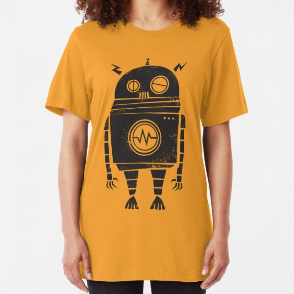 Big Robot 2.0 Slim Fit T-Shirt