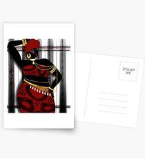 Cowrie Postcards