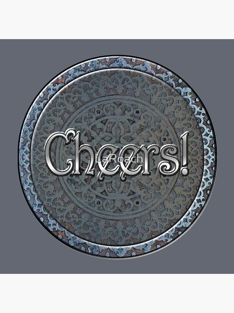 Steampunk Cheers! by LaRoach