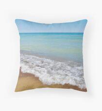 MI Caribbean Throw Pillow
