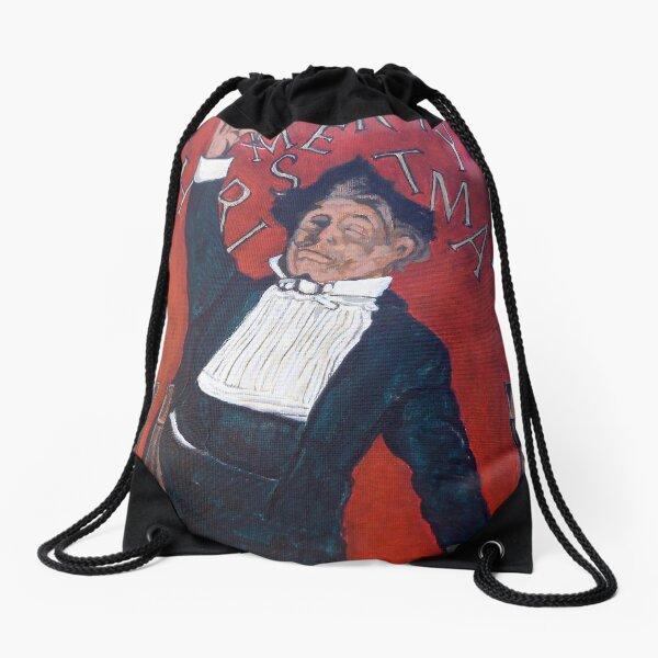 Cheers Drawstring Bag