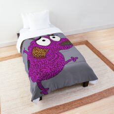 Happy Courage Comforter