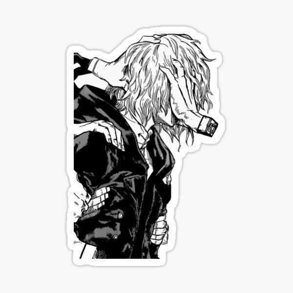 Tomura Shigaraki BNHA Sticker