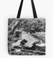 infra-ruins Tote Bag