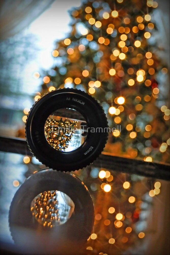 Refracted Christmas by Emilie Trammell