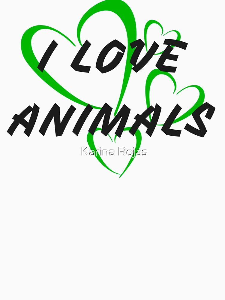 Amo a los animales de KaryRojas07