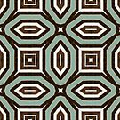 Ceramic Tile Pattern by Charldia