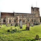 Church of St.Dunstan, Cranbrook, Kent by dgbimages