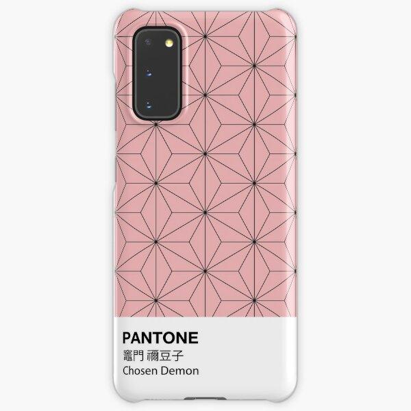 PANTONE Case Kimetsu No Yaiba Nezuko Kamado The Chosen Demon Samsung Galaxy Snap Case