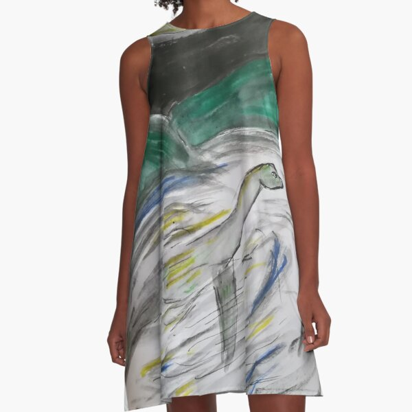 Nessie A-Line Dress