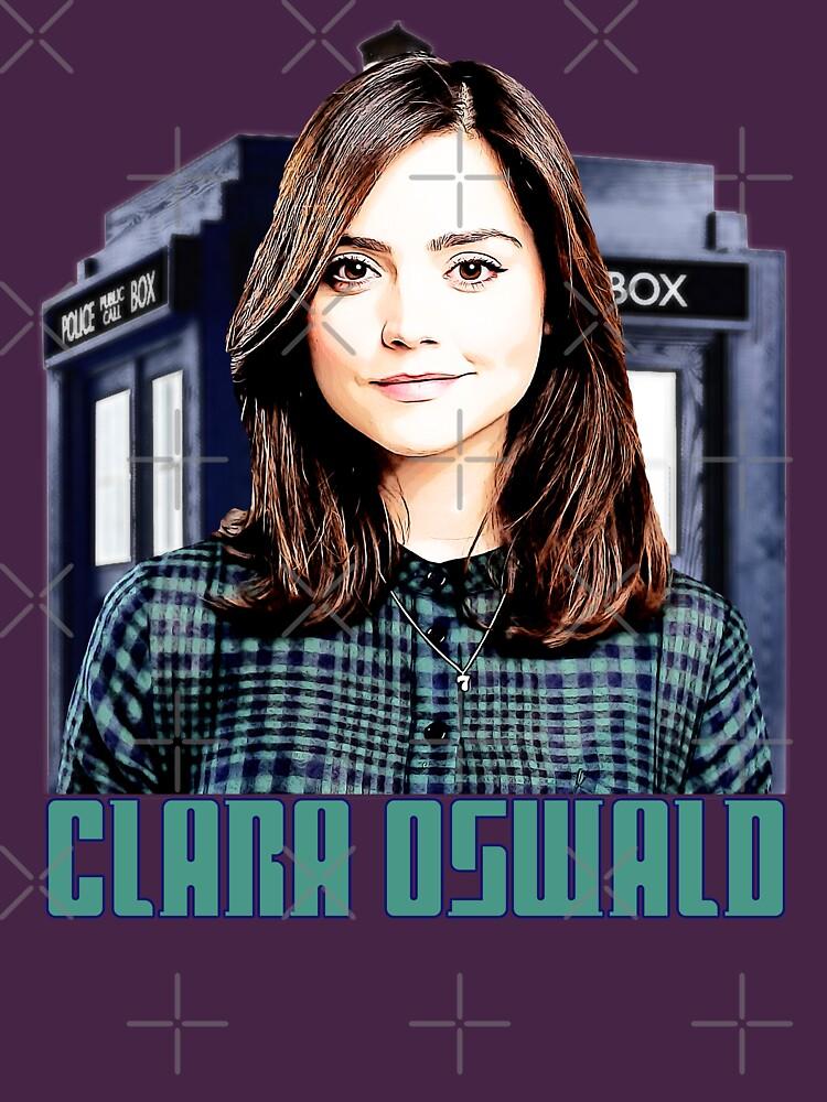 Clara Oswald by kayve