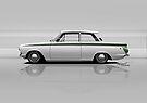 Lotus Cortina - Original by kanseigazou