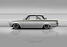 Lotus Cortina Custom by kanseigazou