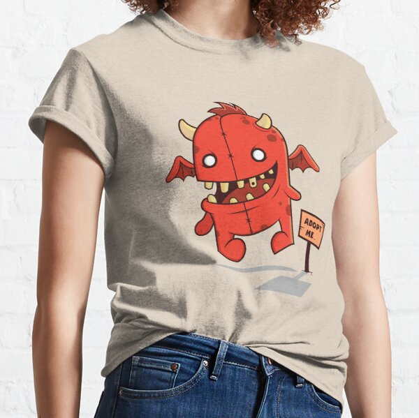 THE LOST MONSTER Classic T-Shirt