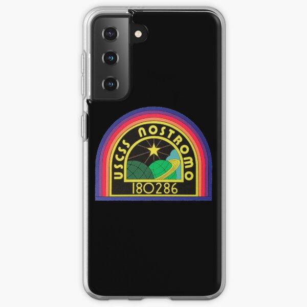 Patch USCSS Nostromo Coque souple Samsung Galaxy