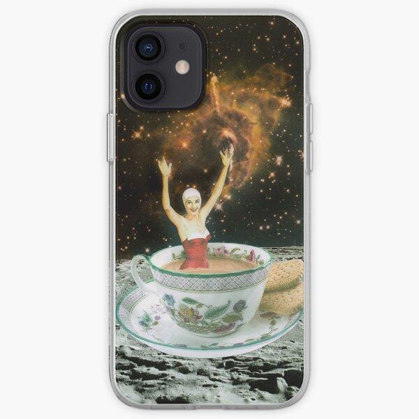 Take me away iPhone Soft Case