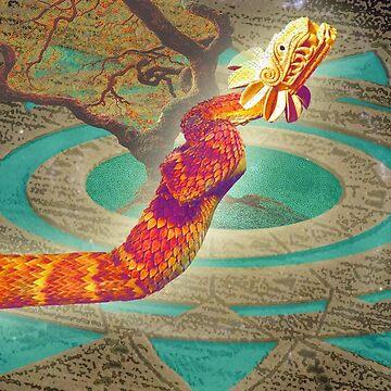 imagine dragon by Trenlin