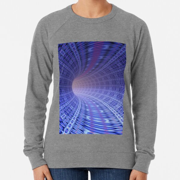 #Pattern, #design, #tracery, #weave  Lightweight Sweatshirt