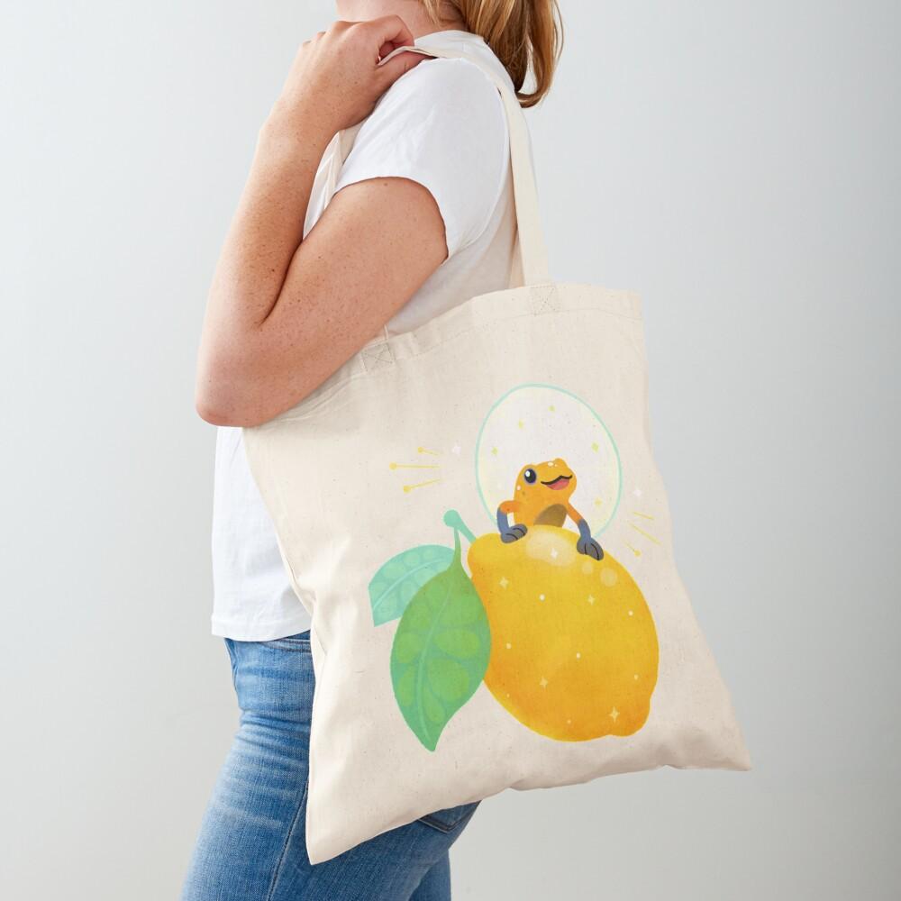 Golden poison lemon sherbet 1 Tote Bag