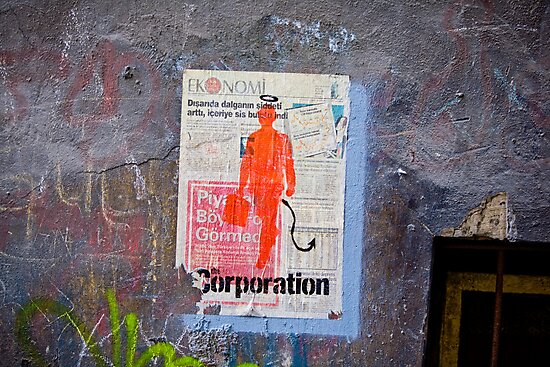 the Corporation by photoforsoul