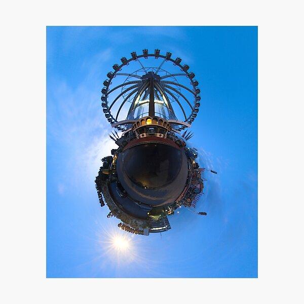 wheel Photographic Print