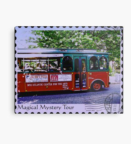 Magical Mystery Tour Metal Print
