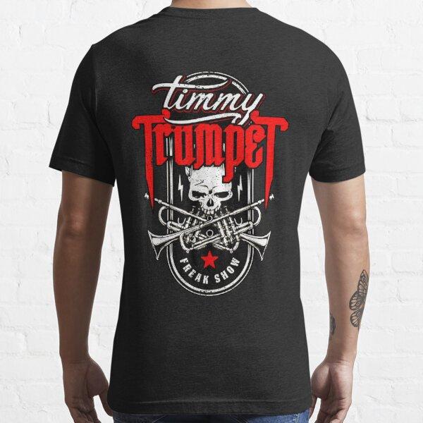 Crâne grunge T-shirt essentiel