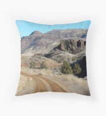 A high road thru wonders Throw Pillow