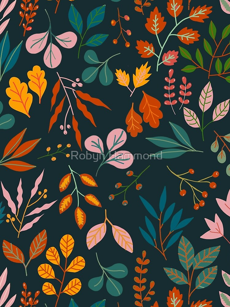 Autumn gems by RobynHammond