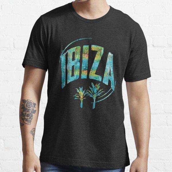 Ibiza palm trees Essential T-Shirt