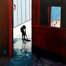 loneliness.. by agnès trachet