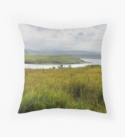 Sterkfontein Dam, South Africa Throw Pillow
