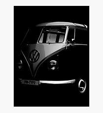 Volkswagen T1 Photographic Print