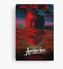 "Poster of the movie ""apocalypse now"" Canvas Print"
