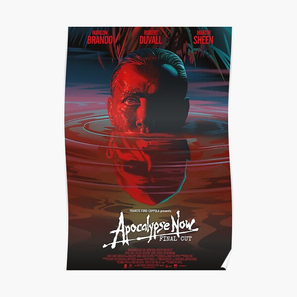"""Poster of the movie """"apocalypse now"""" Poster"""