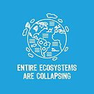 Greta Thunberg's Quote | Entire Ecosystems Are Collapsing by CitizenWong