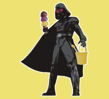 Darth Vader LOVES ice-cream