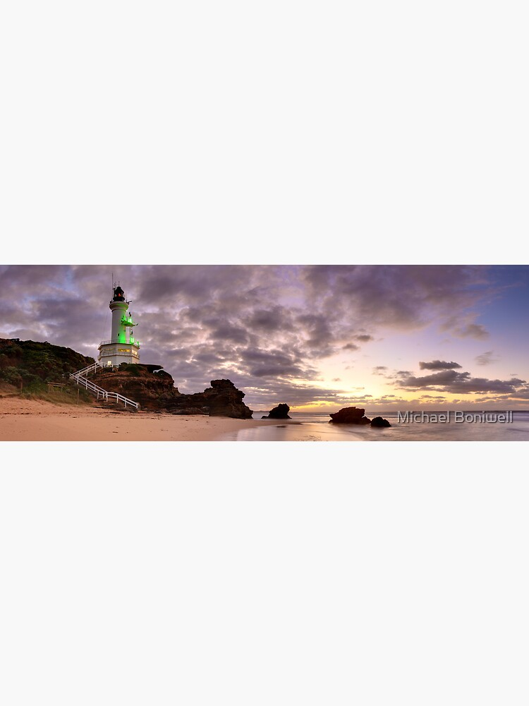 Point Lonsdale Lighthouse Pre-Dawn, Australia by Chockstone
