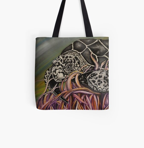 Reaching All Over Print Tote Bag
