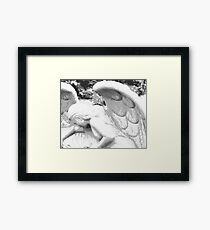 Angels | Angel of Compassion | Spiritual Framed Print