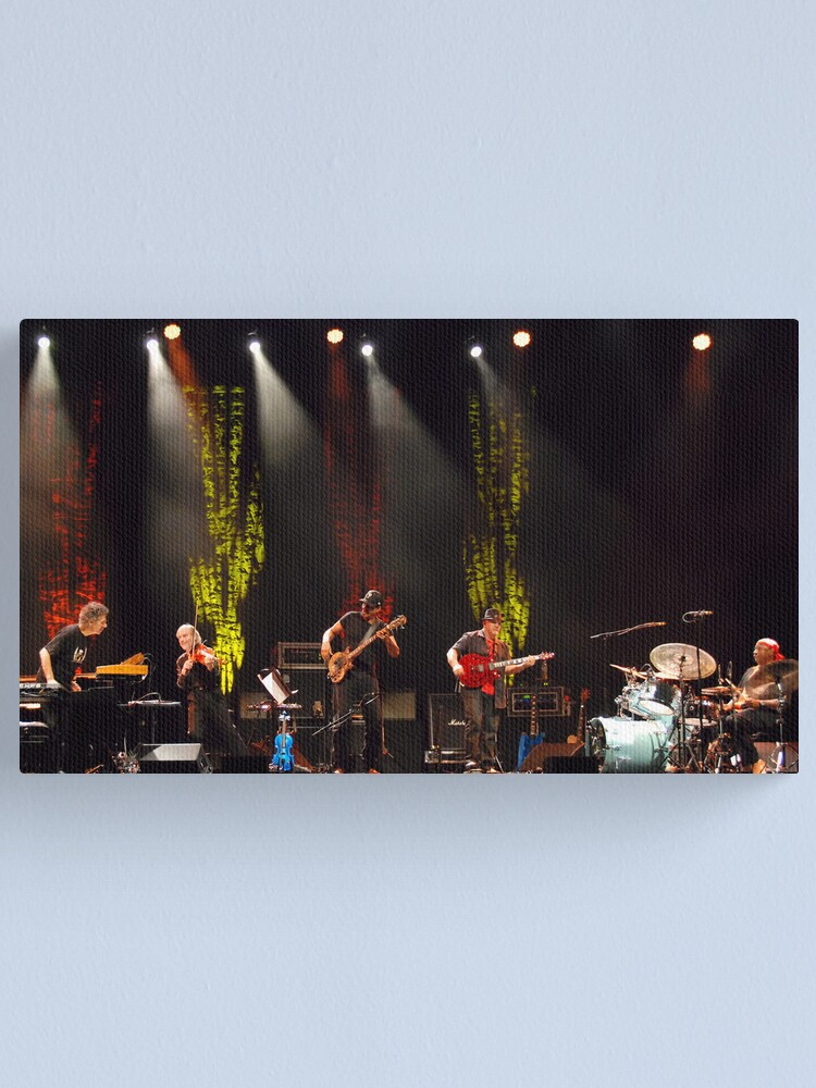 Alternate view of Return to Forever IV: Hymn of the Seventh Galaxy Tour 2011 Canvas Print