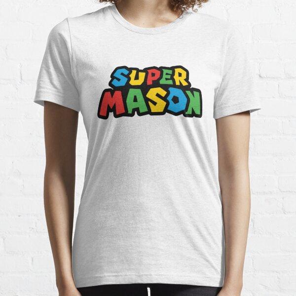 Super Mason Camiseta esencial