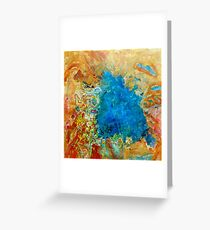 Lake Eyre Greeting Card