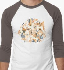 Cinnamon Pegasi  Baseball ¾ Sleeve T-Shirt