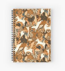 Cinnamon Pegasi  Spiral Notebook