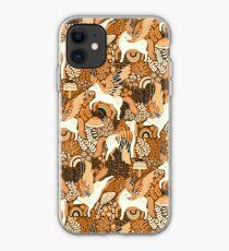 Cinnamon Pegasi  iPhone Case