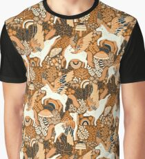 Cinnamon Pegasi  Graphic T-Shirt