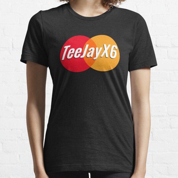 TeeJayX6 Kreditkarte Essential T-Shirt